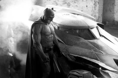 Batman, Ben Affleck, Batmobile, Zack Snyder, Batman vs. Superman