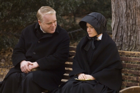 Phillip Seymour Hoffman, Amy Adams, Doubt
