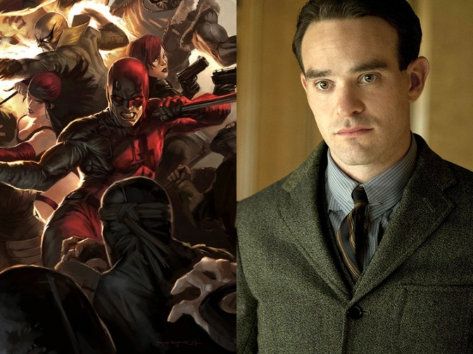 Marvel Has Cast Charlie Cox as Daredevil