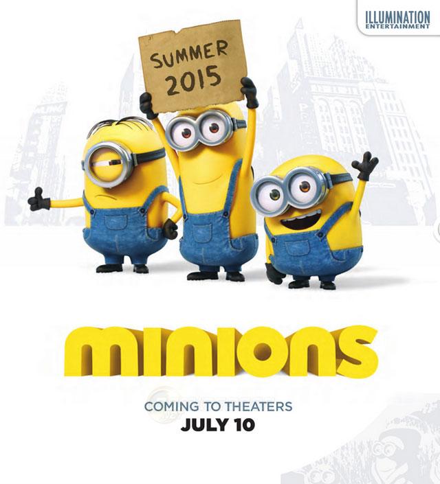 Trailer Time: Minions Trailer #3 *MINIONS MINIONS MINIONS!!!!*