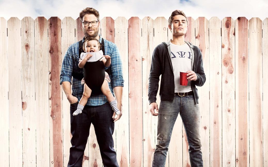 Seth Rogen, Zac Efron, Neighbors