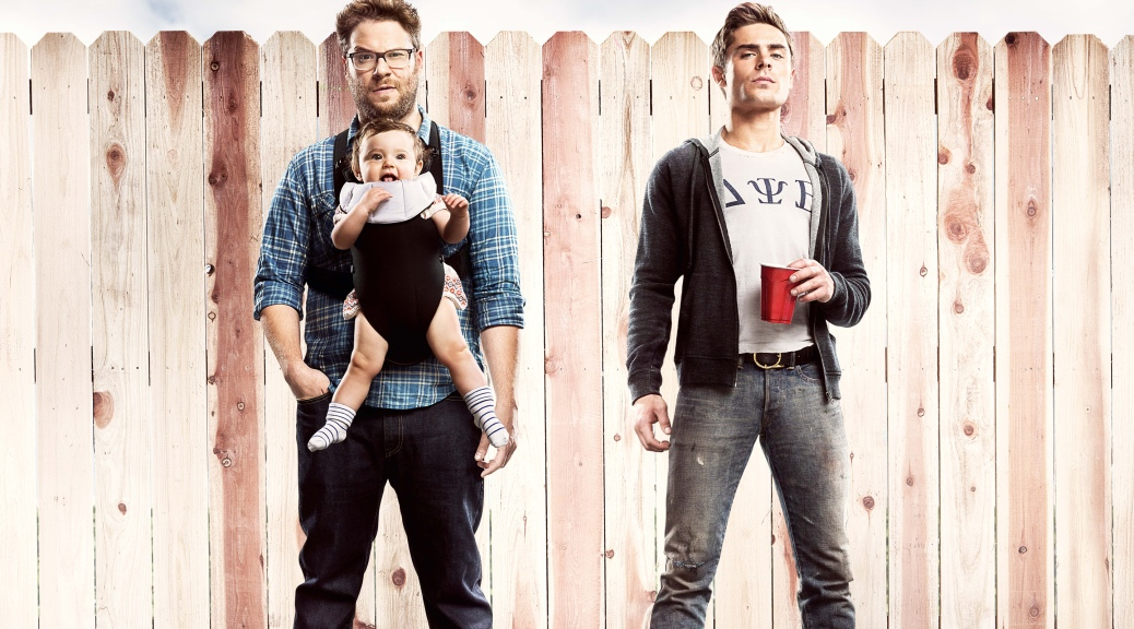 Seth Rogen, Zac Efron, Neighbors