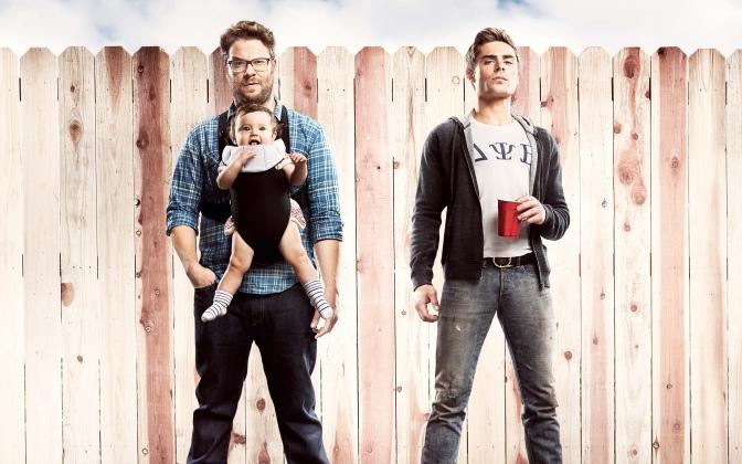 Movie Review: Neighbors (2014)