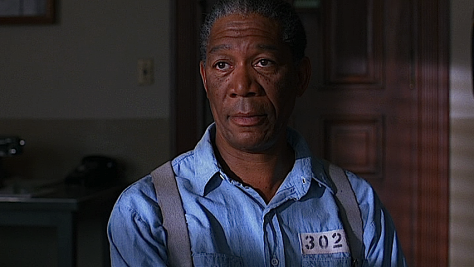 The Shawshank Redemption, Morgan Freeman