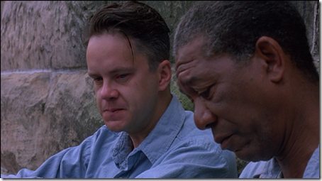 Tim Robbins, Morgan Freeman, The Shawshank Redemption