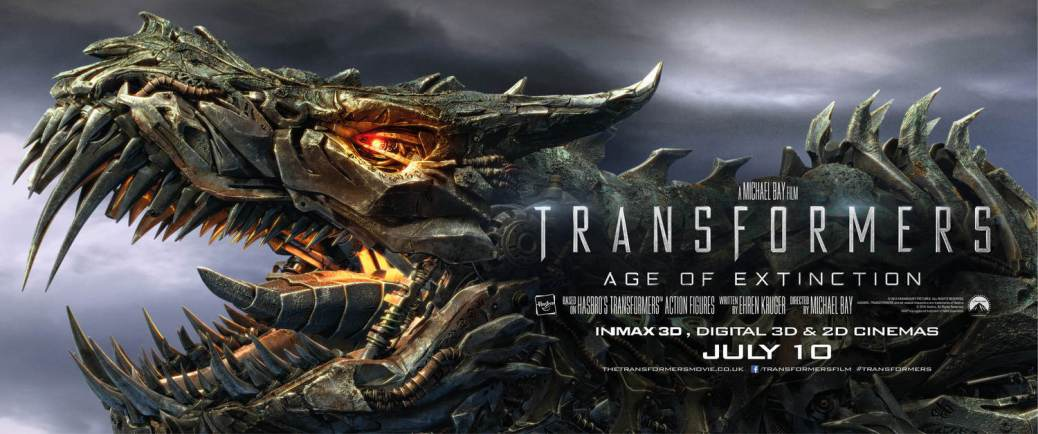 Transformers Age of Extinction, Grimlock