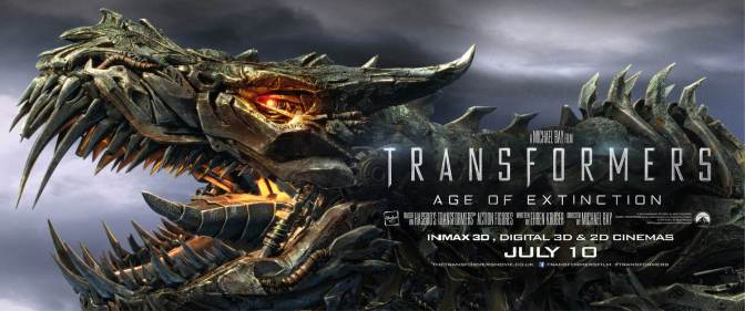 Trailer Time: Transformers Age of Extinction Trailer #2 (2014) PLUS New Poster