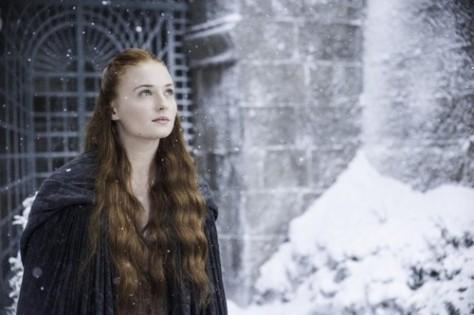 Game of Thrones, Sophie Turner, Sansa Stark