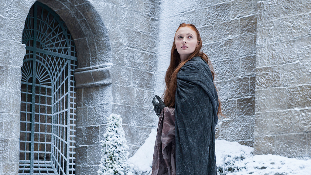 Sansa Stark, Game of Thrones, Sophie Turner