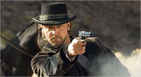 3:10 to Yuma, Russell Crowe
