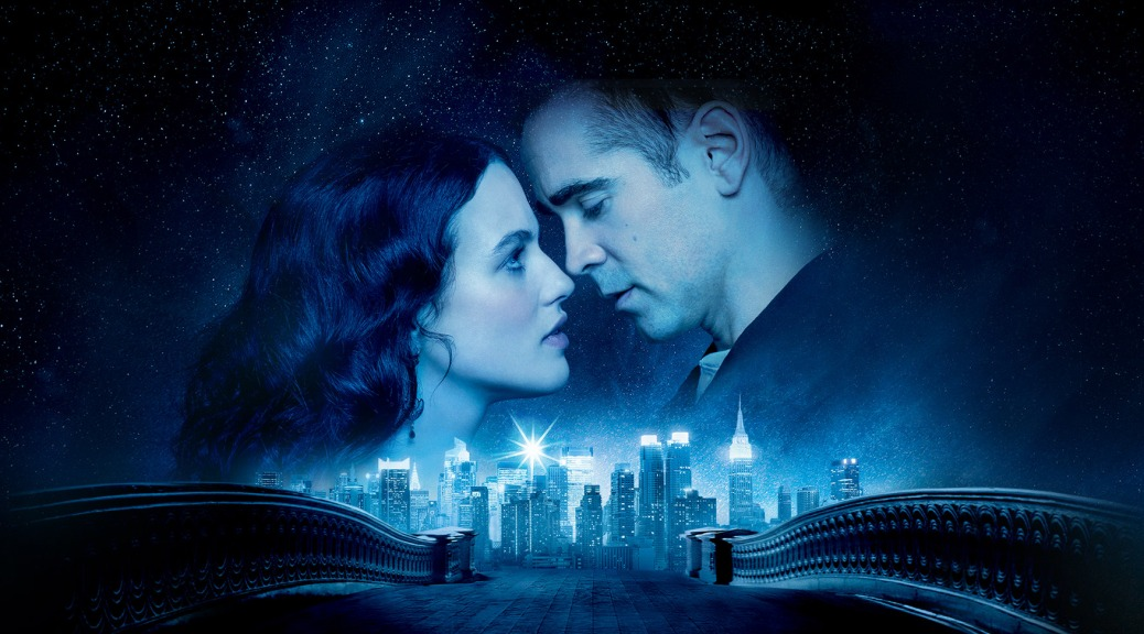 Winter's Tale, Colin Farrell, Jessica Brown-Findlay