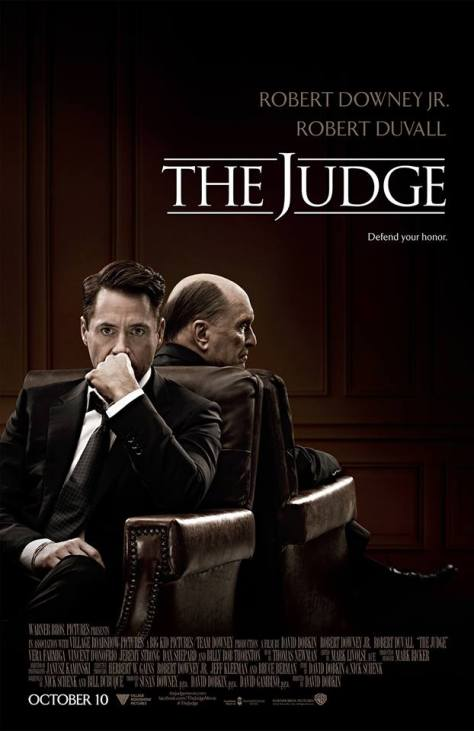 Robert Downey Jr., Robert Duval, The Judge