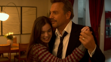 Kevin Costner, Hailee Steinfeld, 3 Days to Kill