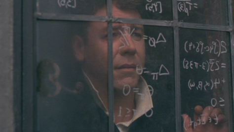 A Beautiful Mind, Russell Crowe