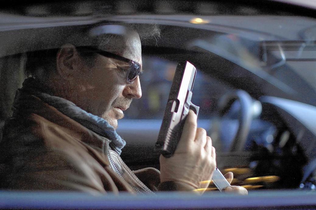 Kevin Costner, 3 Days to Kill