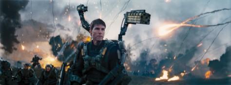 Edge of Tomorrow, Tom Cruise