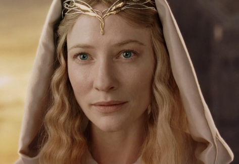 Cate Blanchett, Lord of the Rings, Galadriel