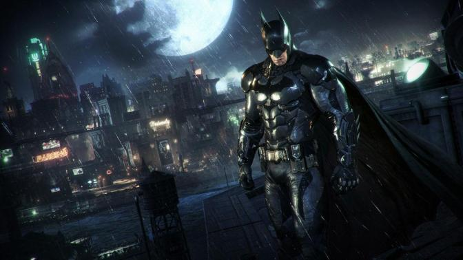 Trailer Time: Batman Arkham Knight Trailer #3 ACE Chemicals (2015 – Xbox One, PS4)