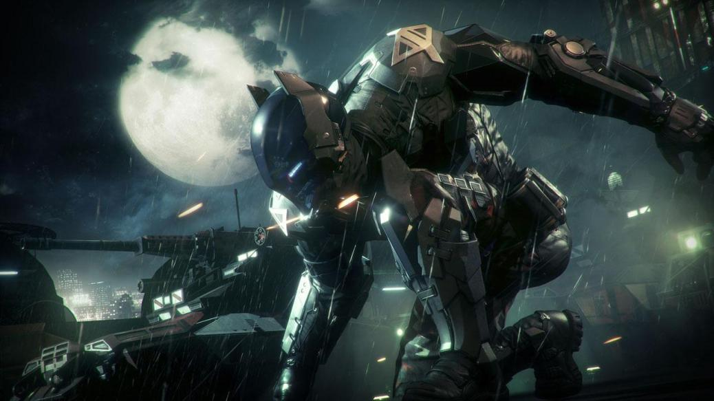 Batman Arkham Knight, The Arkham Knight