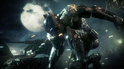 Batman Arkham Knight, The Arkham Knight