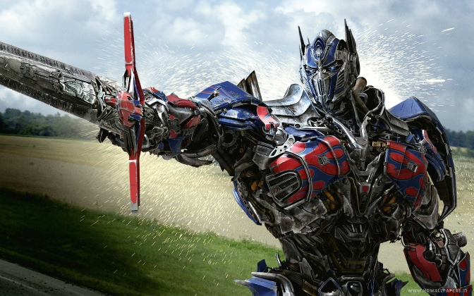 Transformers: Age of Extinction Blu Ray/DVD Release Date and Details