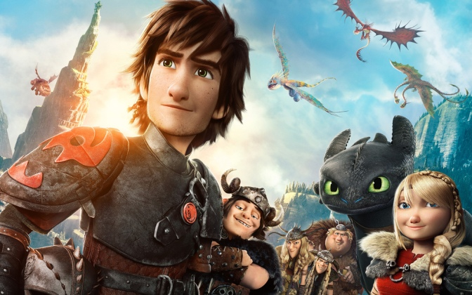 Movie Review: How to Train Your Dragon 2 (2014)