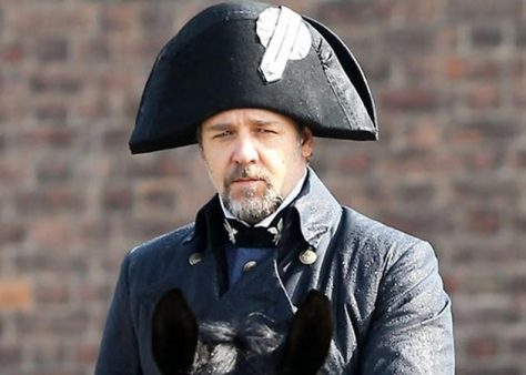 Les Miserables, Russell Crowe