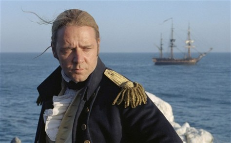 Master and Commander, Russell Crowe