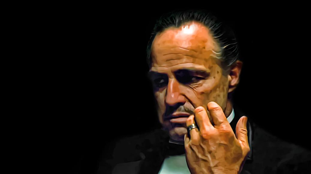 Don Corleone, Marlon Brando, The Godfather