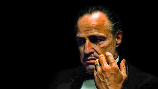 Don Corleone, Marlon Brando, The Godfather