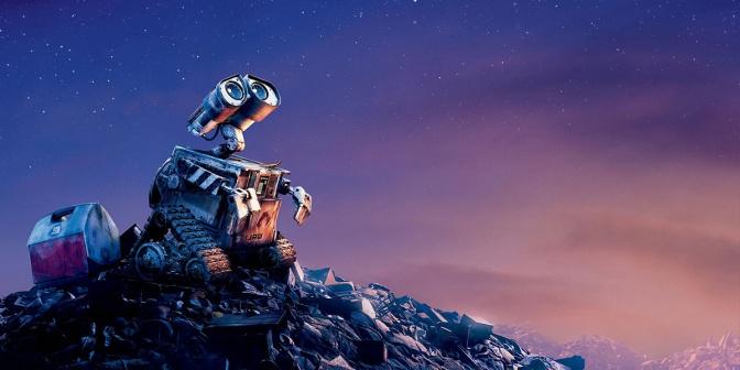 Supercut: Robots in Film (From Metropolis  to WALL-E!)