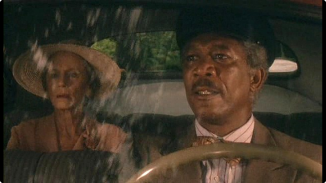 Jessica Tandy, Morgan Freeman, Driving Miss Daisy