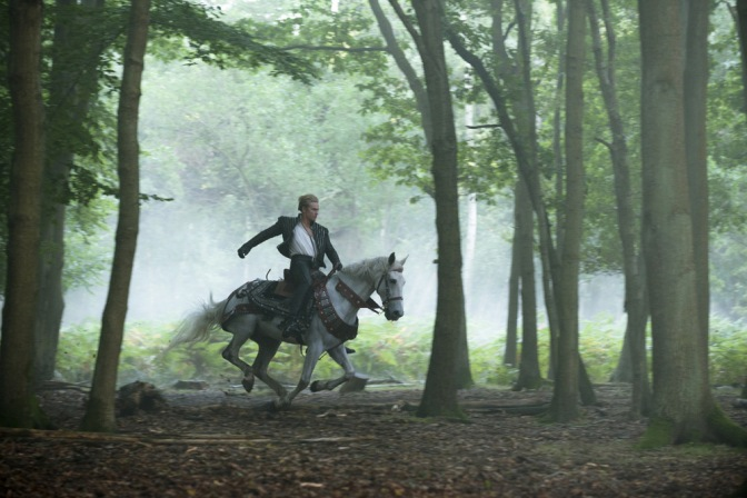 Trailer Time: Into the Woods Trailer #1 (2014)