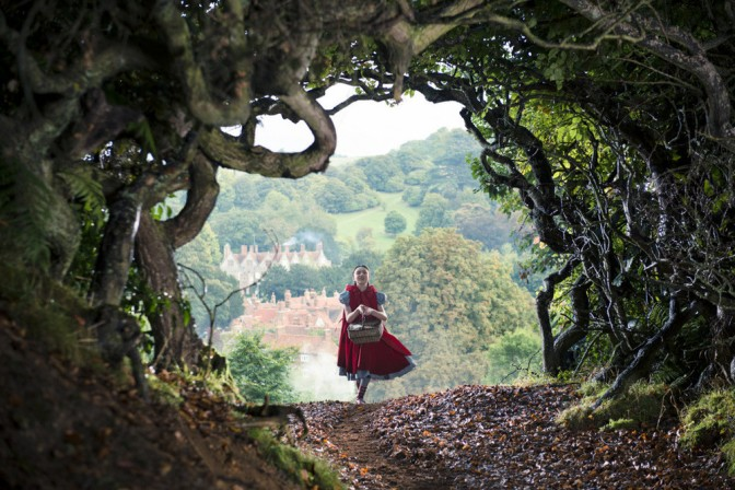 Disney Releases 10 Stills from Into the Woods