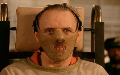 Hannibal Lecter, The Silence of the Lambs, Anthony Hopkins
