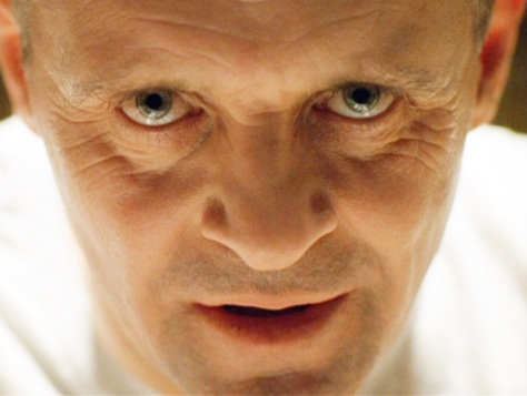 The Silence of the Lambs, Anthony Hopkins, Hannibal Lecter