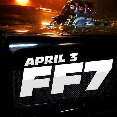 new car release april 2014Fast and Furious 7 Gets a Poster and a New Release Date  Killing Time