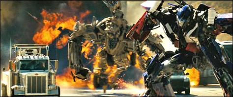 Bonecrusher, Optimus Prime, Transformers