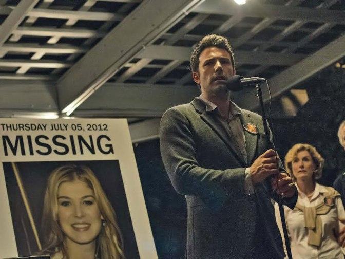 Trailer Time: Gone Girl Trailer #2 (2014) David Fincher, Ben Affleck