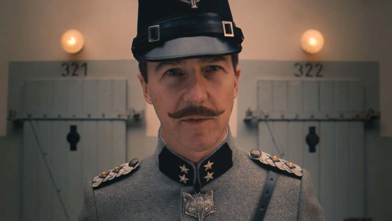 The Grand Budapest Hotel Synopsis
