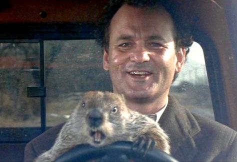 Bill Murray, Groundhog Day