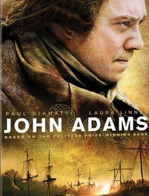 John Adams, HBO, Paul Giamatti