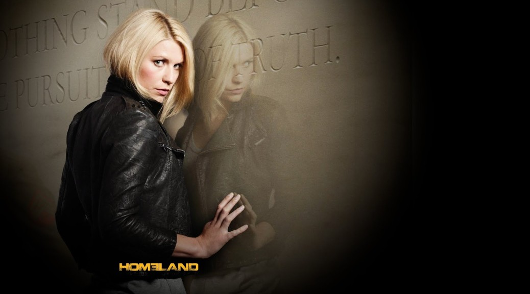 Claire Danes, Homeland