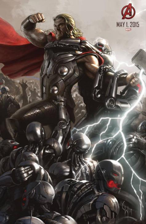 Thor, Avengers Age of Ultron