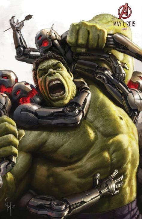 Hulk, Bruce Banner, Mark Ruffalo, Avengers Age of Ultron