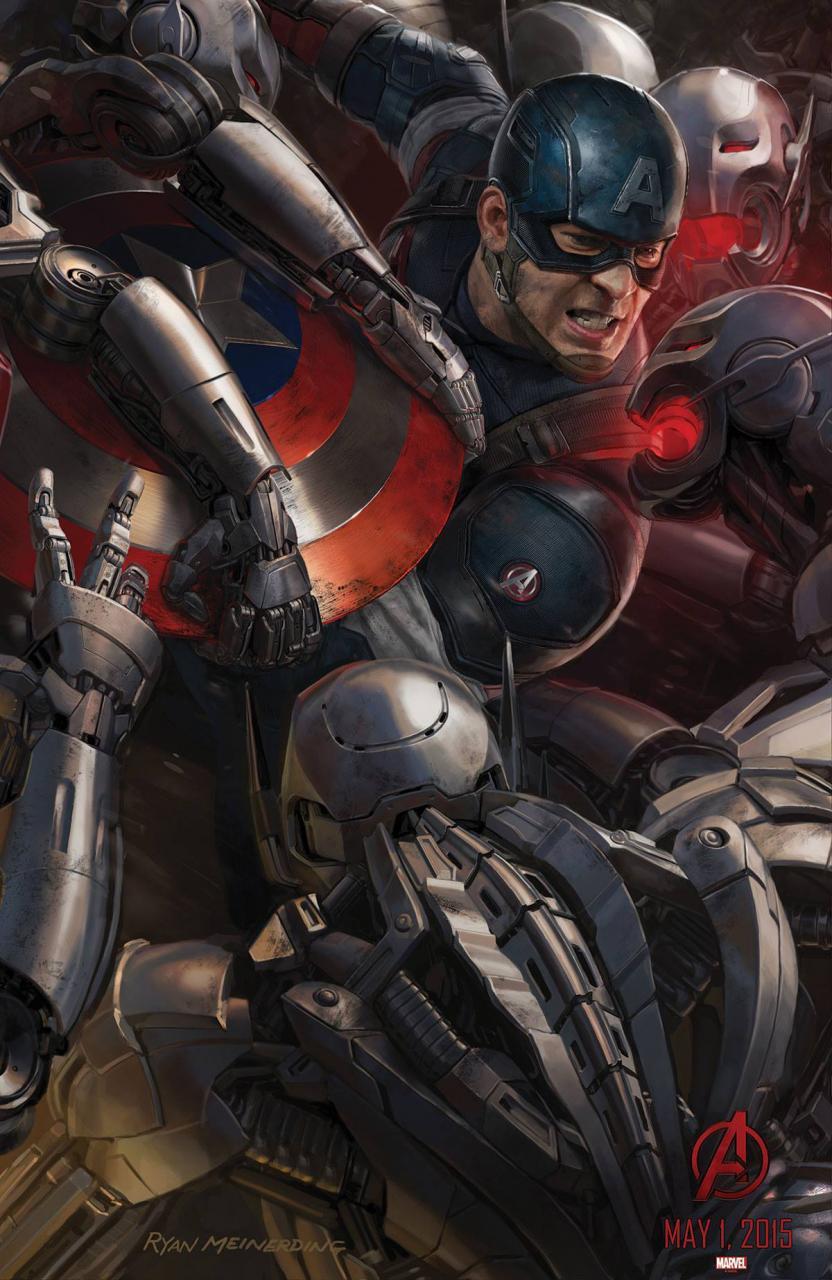 Captain America Chris Evans Avengers Age Of Ultron