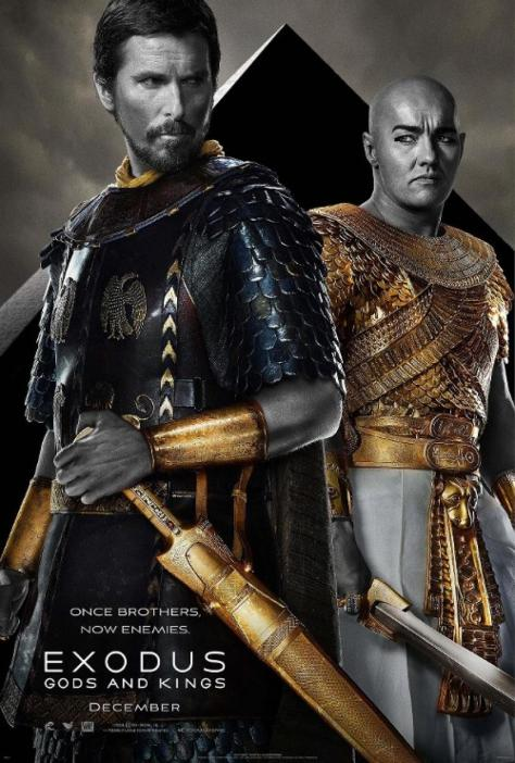 Christian Bale, Joel Edgerton, Exodus Gods and Kings
