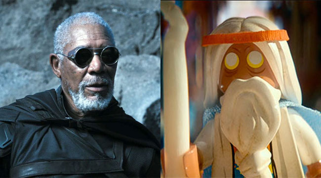 Morgan Freeman's Latest 10 Movies vs. Greatest 10 Movies | Killing ...