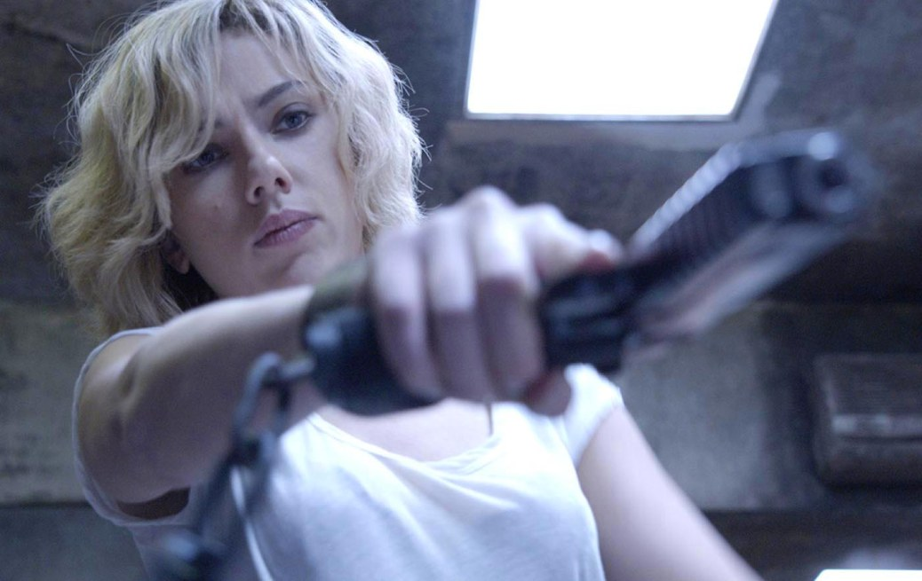 Scarlet Johansson, Lucy