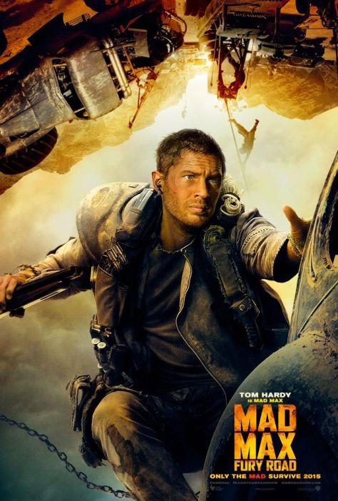 Tom Hardy, Mad Max